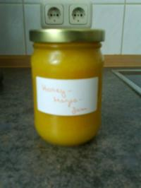 Honey Mango Jam - Rezept