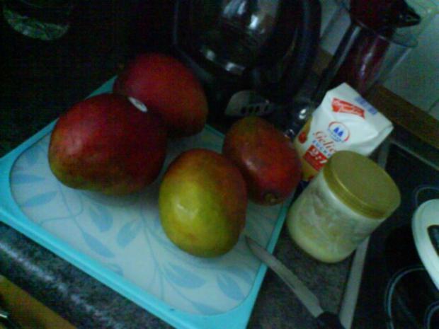 Honey Mango Jam - Rezept - Bild Nr. 2