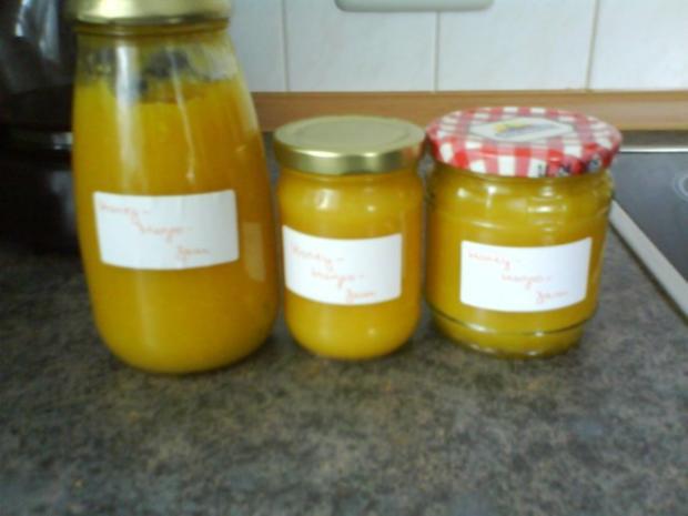 Honey Mango Jam - Rezept - Bild Nr. 7