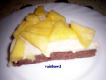 Backen: Ananas-Kokos-Torte - Rezept