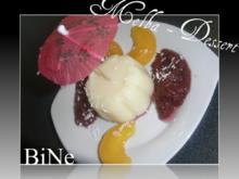 BiNe` S MELBA - DESSERT - Rezept
