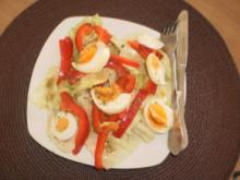 Salat-Sauce mit KICK - Rezept