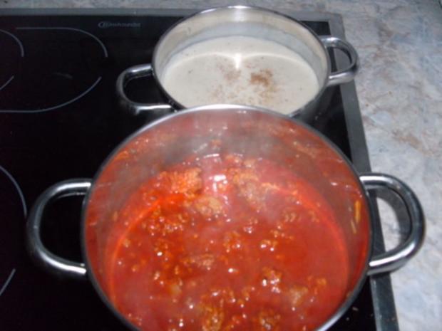"""Lasagne """"Bolognese"""" - Rezept - Bild Nr. 8"""