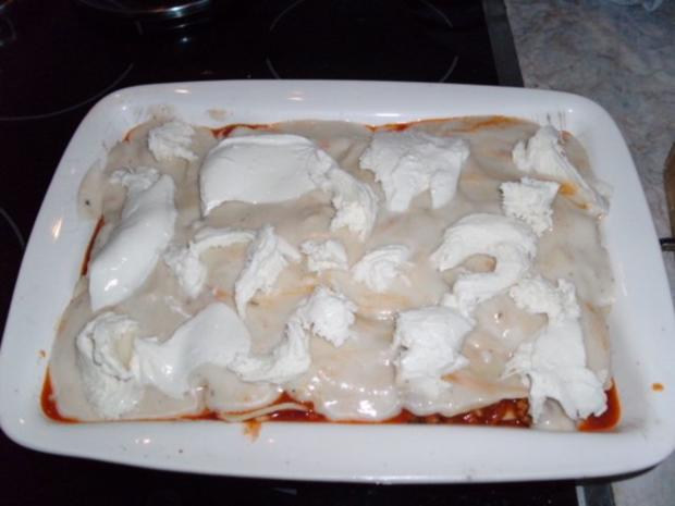 """Lasagne """"Bolognese"""" - Rezept - Bild Nr. 15"""