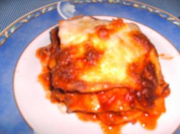 """Rezept: Lasagne """"Bolognese"""""""