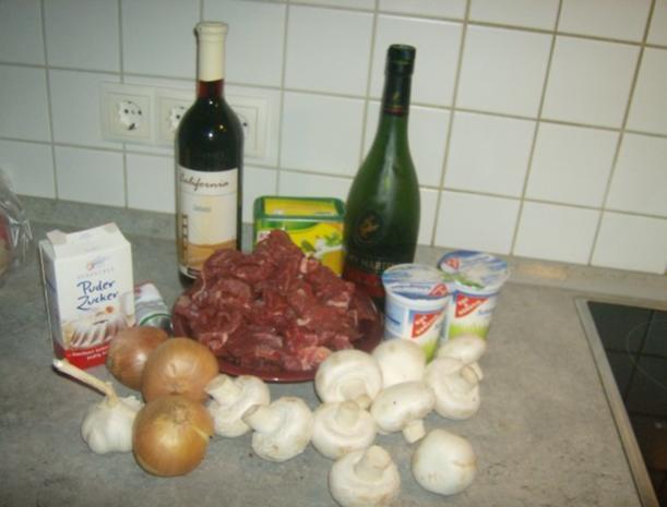 Rindergeschnetzeltes - Rezept - Bild Nr. 2