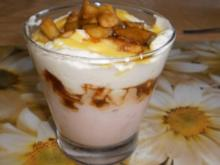 Joghurtdessert - Rezept