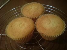 "Muffins ""Marzipan / Persipan"" - Rezept"