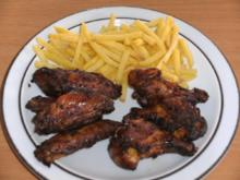 Fleisch: Hähnchenflügel, mariniert, Asia Art - Rezept
