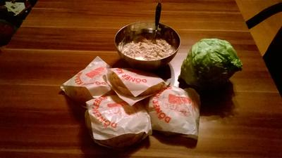 "Tuna Sandwiches ""Paragon Corner"" Style - Rezept - Bild Nr. 4945"