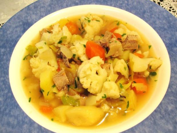 Kartoffelsuppe aus Resten - Rezept - Bild Nr. 5