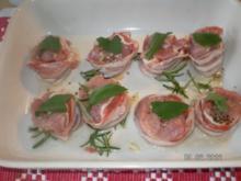 Schweinelende mit Weinbrandsauce - Rezept