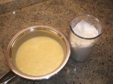 Soßen: Vanillesoße - mal nicht aus der Tüte - Rezept