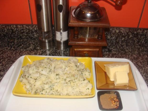 Kräuter-Rösti aus gekochten Kartoffeln - Rezept - Bild Nr. 3