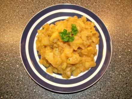 """Kartoffelsalat - """" Schwäbisch """" - Rezept"""