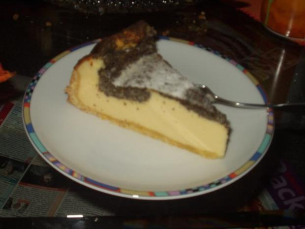 Kase Mohn Torte Rezept Mit Bild Kochbar De