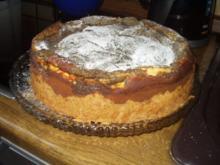 Käse-Mohn-Torte - Rezept