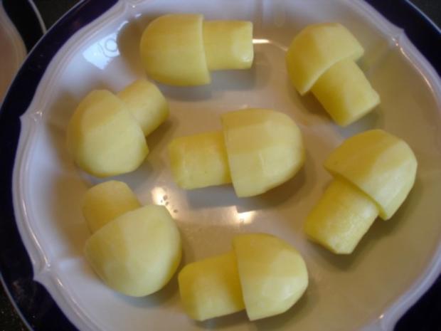 Kartoffelpilze - Rezept