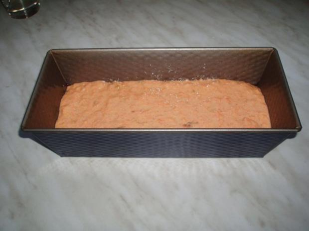 Karotten-Walnuss-Kuchen - Rezept - Bild Nr. 2