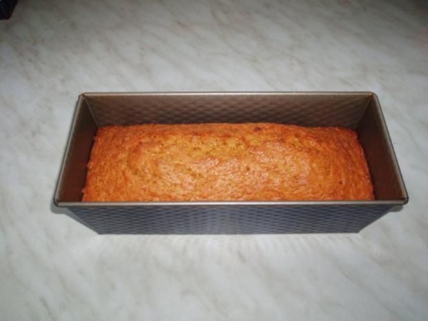 Karotten-Walnuss-Kuchen - Rezept - Bild Nr. 3