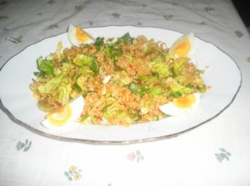 Bulgur-Salat nach Anteper Art - Rezept