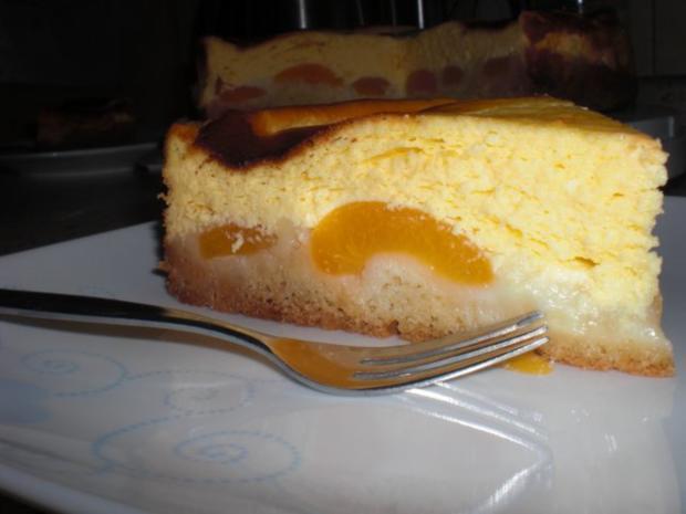 Aprikosen-Käsesahne-Kuchen - Rezept - Bild Nr. 4
