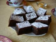 Schokoladentarte - Rezept