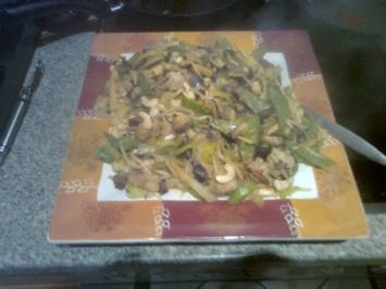 Thai Curry Pfanne - Rezept