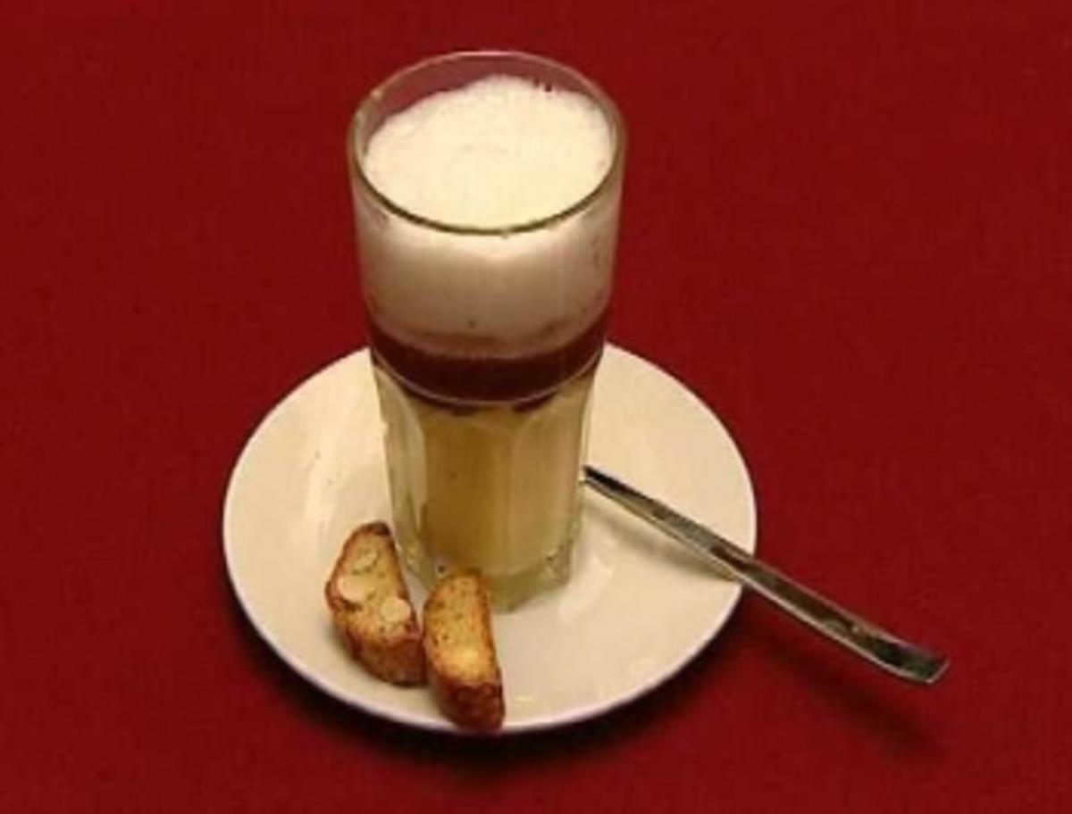 latte macchiato mousse herbert ulrich rezept. Black Bedroom Furniture Sets. Home Design Ideas