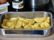 "Beilage: Ofenkartoffeln ""Hot Potatoes"" - Rezept"