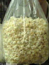 Popcorn (selbstgemacht) - Rezept