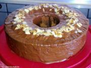 Mandel-Schokoladen-Kuchen - Rezept
