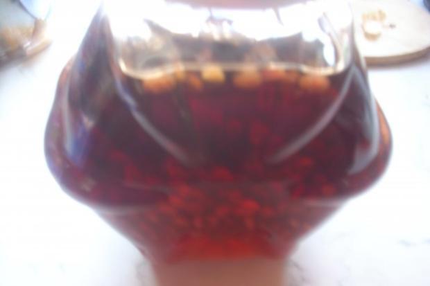 Granatapfel-Likör - Rezept