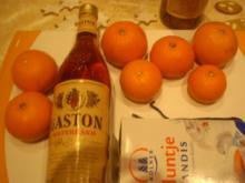 Mandarinen-Likör - Rezept