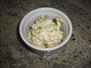 Frischkäse: Mein persönlicher Kräuterfrischkäse - Rezept