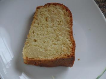 Rezept: Schneller Rühr-Kuchen