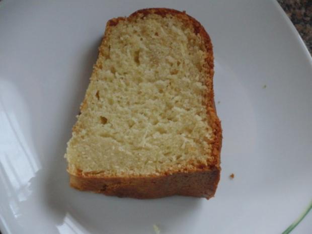 Schneller Rühr-Kuchen - Rezept