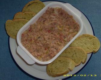 Thunfisch-Schlemmer-Aufstrich - Rezept