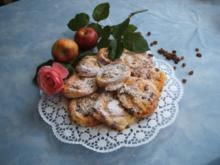 Backen: Apfelschnecken - Rezept