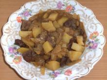 Fleisch: Lamm: Urner Häfelichabis - Rezept