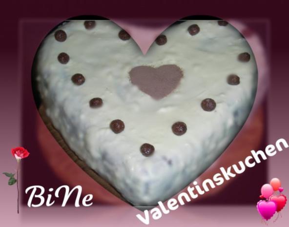 BiNe` S VALENTINSKUCHEN ♥ - Rezept