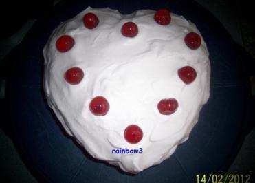 Backen: Kirsch-Mandel-Torte - Rezept