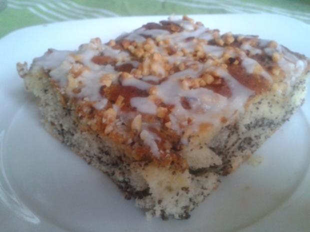 Mohnkuchen vom Blech - Rezept - Bild Nr. 2