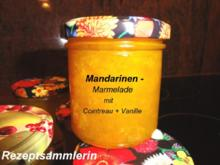 M+G:   MANDARINEN-MARMELADE mit Kick - Rezept