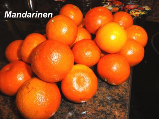 M+G:   MANDARINEN-MARMELADE mit Kick - Rezept - Bild Nr. 2