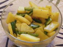 Kartoffel-Paprika-Salat - Rezept