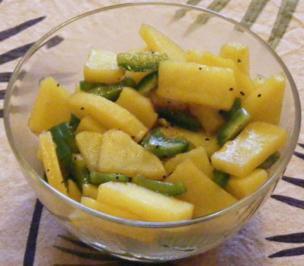 Rezept: Kartoffel-Paprika-Salat