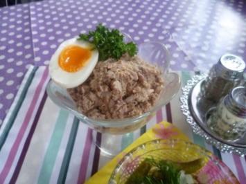 delikater Fischsalat - Rezept