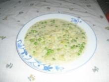 Kolrabi in Rahmsauce - Rezept