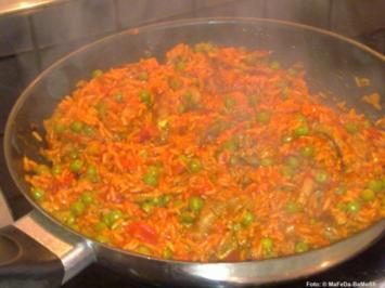Pikantes Reisfleisch - Rezept